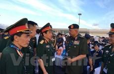 Le Vietnam au salon aérospatial et maritime LIMA 2017