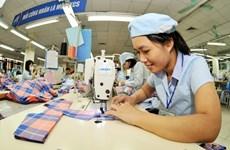 L'industrie textile du Vietnam envisage une croissance d'entre 6,5% et 7%