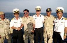 Vietnam et Cambodge réalisent leur 46e patrouille navale