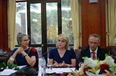 Le Vietnam promeut sa coopération avec des Pays-Bas dans l'agriculture