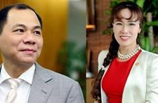 Deux Vietnamiens dans le classement mondial des milliardaires en 2017