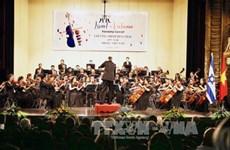 Concert d'amitié Israël-Vietnam