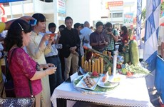 Ouverture de la Semaine de la culture, de la cuisine et de la course de chevaux à Gia Lai