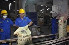 Les exportations d'engrais retrouve la croissance