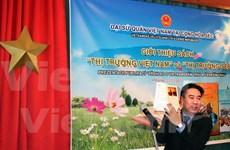 Publication d'un livre sur le marché vietnamien en R. tchèque