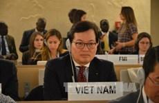 Le Vietnam à la 34e session du Conseil des droits de l'homme