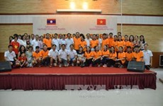 Renforcement de l'amitié Vietnam-Laos au Cambodge