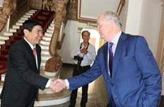 Ho Chi Minh-Ville soutient toujours le projet de l'Université Fullbright Vietnam