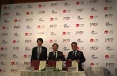 Inauguration du bureau de représentation de l'Office national du tourisme japonais au Vietnam