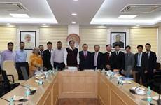 Vietnam et Inde renforcent leur coopération dans la presse et la radiodiffusion