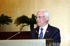 Le vice-président de l'AN Uông Chu Luu plaide pour la préservation du culte des rois Hung