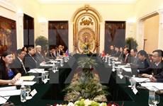 Le Vietnam et les Philippines veulent promouvoir leur partenariat stratégique