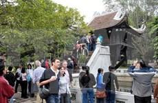 Hausse du tourisme de Hanoï au 1er trimestre