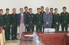 Formation aux forces de maintien de la paix de l'ONU