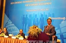 ASEM : conférence sur l'innovation pédagogique à Hue