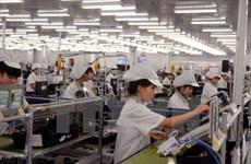 L'indice de production industrielle en hausse de 4,1 % au premier trimestre