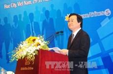 Clôture de la conférence de l'ASEM sur l'éducation à Hue