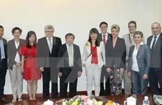 Le Vietnam veut coopérer avec la Suisse dans l'éducation