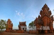 Les tours Cham reconnues Vestige national spécial