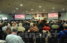 Le Parti communiste du Vietnam félicite le Xe Congrès national du Parti de la refondation communiste