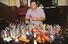 Collectionneur de stylos ou la passion au bout des doigts