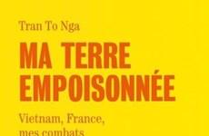 """Présentation du livre """"Ma terre empoisonnée"""" aux Français"""