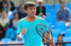 Tennis : Ly Hoang Nam figure pour la 1er fois au top 600