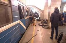 Attentat dans le métro : message de sympathie à la Russie