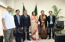 Le Vietnam développe ses relations traditionnelles avec le Bangladesh, les Fidji et la Géorgie