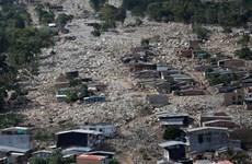 Message de sympathie aux présidents colombien et péruvien