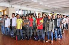 L'Indonésie renvoie 39 pêcheurs vietnamiens dans leur pays