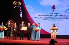 Belgique - Hai Phong : déjà 20 ans de mariage
