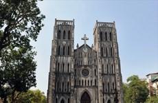 La cathédrale Saint-Joseph de Hanoi, un bâtiment à cheval sur trois siècles