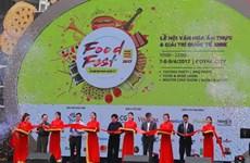 Festival international de la culture gastronomique et des loisirs à Hanoï