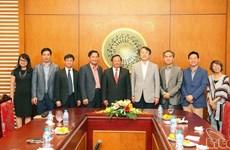 Vietnam - R. de Corée: Renforcement de la coopération dans le tourisme