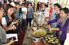 Fête des gâteaux traditionnels du Nam Bô à Cân Tho