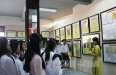 Une exposition sur Hoang Sa et Truong Sa à Lam Dong