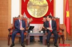 Vietnam - Qatar : renforcement de la coopération dans la culture, le sport et le tourisme