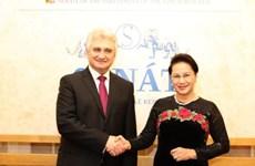 Le Vietnam attache toujours de l'importance à sa coopération avec la R. tchèque