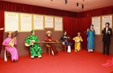 Inauguration d'une exposition de statues de cire à Hô Chi Minh-Ville