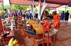 Le district de Ly Son rend hommage aux garnisons de Hoàng Sa
