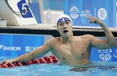 Le nageur Hoang Quy Phuoc gagne la médaille d'or à Stockhom
