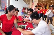 La campagne Itinéraire Rouge 2017 collectera 35.000 unités de sang