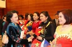Nguyên Thi Kim Ngân termine avec succès ses visites  en Suède, Hongrie et  R. tchèque