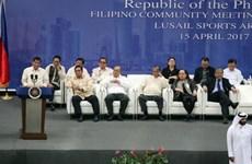 Qatar et Philippines signent des accords commerciaux de 200 millions d'USD