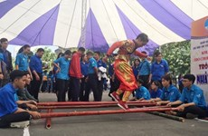 Plus de 1.000 jeunes à la Fête culturelle des ethnies vietnamiennes à Hô Chi Minh-Ville
