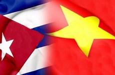 Développement de l'amitié avec Cuba