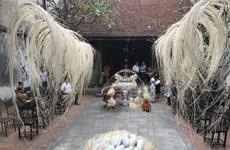 Le village de vanniers de Phu Vinh à l'honneur