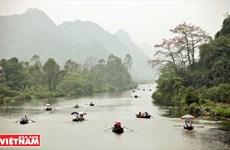 La pagode de l'Empreinte parfumée - une destination incontournable au printemps