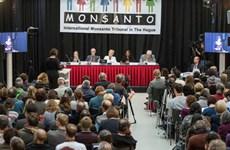 Monsanto accusée d'« écocide » par un tribunal international
